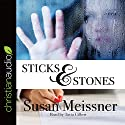 Sticks & Stones: Rachael Flynn Mysteries, Book 2 Audiobook by Susan Meissner Narrated by Tavia Gilbert