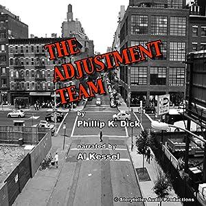The Adjustment Team Audiobook