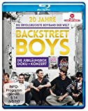 DVD & Blu-ray - Backstreet Boys - 20 Jahre [Blu-ray]