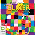 The Elmer Treasury Audiobook by David McKee Narrated by Stephen Thorne
