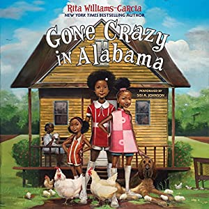 Gone Crazy in Alabama Audiobook