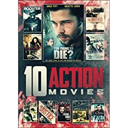 10-Movie Action Pack V.11