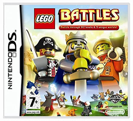 Lego Battles (Nintendo DS) [Import UK]
