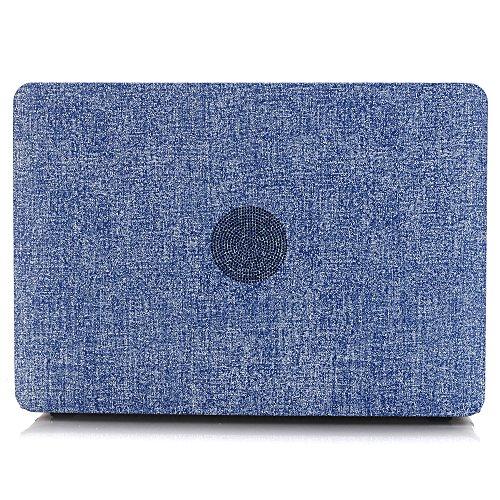 for MacBook Pro 13 Retina Denim Case Denim Ultra Slim Matte Hard Cover For Apple MacBook Pro 13.3