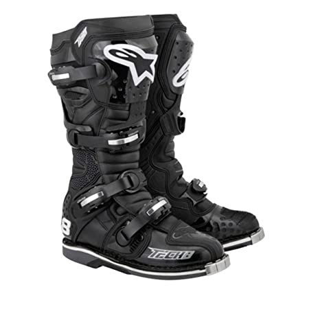Alpinestars - Bottes cross - TECH 8 RS BLACK - Couleur : Noir - Pointure : 7