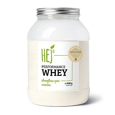 Hej Performance Whey Protein (Vanille)