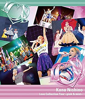 Love Collection Tour ~pink & mint~ [Blu-ray]