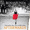 Afterwards (       UNABRIDGED) by Rosamund Lupton Narrated by Finty Williams