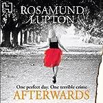 Afterwards | Rosamund Lupton