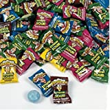 Warheads Extreme Sour Candies - 1lb Bulk ~ Fun Express