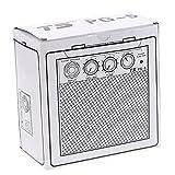 Andoer PG-5 5W Electric Guitar Amp Amplifier Speaker Volume Tone Control