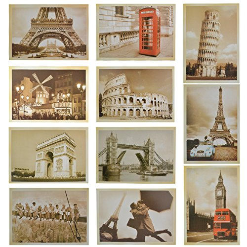 32-pcs-retro-postcards-landscape-high-quality-greeting-cards-sumersha-1-set-vintage-retro-old-travel
