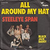 Steeleye Span - All Around My Hat - Chrysalis - 6155 055