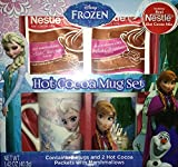 Disney Frozen Hot Cocoa Mug Gift Set, 4 pc