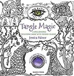 Tangle Magic: A spellbinding colourin...