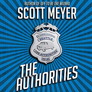 The Authorities Audiobook