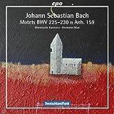 J.S.Bach : Motetten BWV 225-230