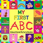 My First ABC: Educational Picture Boo...