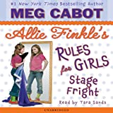 img - for Stage Fright: Allie Finkle's Rule for Girls: #4 book / textbook / text book