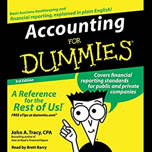 Accounting for Dummies, Third Edition Audiobook