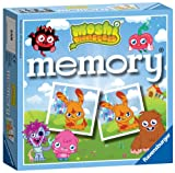 Ravensburger Moshi Monsters Mini Memory