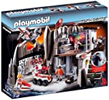 Playmobil 4875 Secret Agent Headquarters with Alarm System