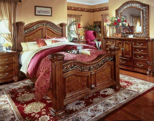 Mediterranean Bedroom Set