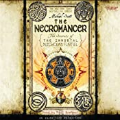 The Necromancer: The Secrets of the Immortal Nicholas Flamel, Book 4 | Michael Scott