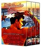 Highlander Heat Boxed Set: Three Full...