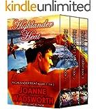 Highlander Heat Boxed Set: Medieval Romance