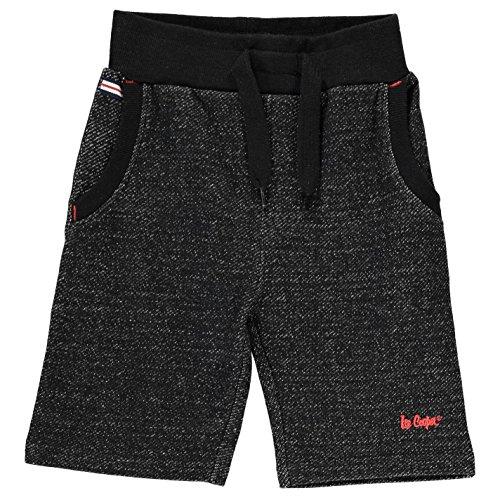 Lee Cooper -  Pantaloncini  - ragazzo nero Large