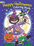 Happy Halloween Coloring Book (0486492184) by Hall, Susan T.