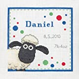 Anchor Shaun the Sheep Birth Sampler