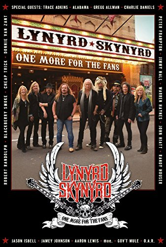 Lynyrd Skynyrd - One More For The Fans! (2 Dvd)