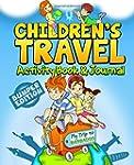 Children's Travel Activity Book & Jou...