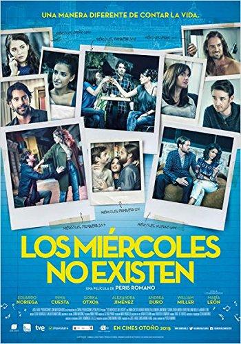 Los Miércoles No Existen [Blu-ray]