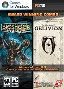 BioShock and Elder Scrolls: Oblivion Bundle - PC