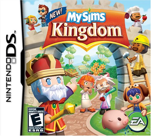 MySims Kingdom - Nintendo DS - 1