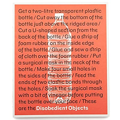 Disobedient Objects (Paperback)