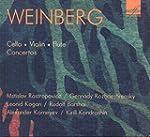 Moisey Weinberg: Concertos