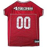 San Francisco 49ers Dog Jersey XLarge