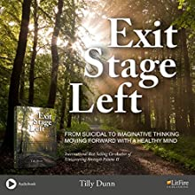Exit Stage Left Audiobook by Tilly Dunn Narrated by Dawn Harvey