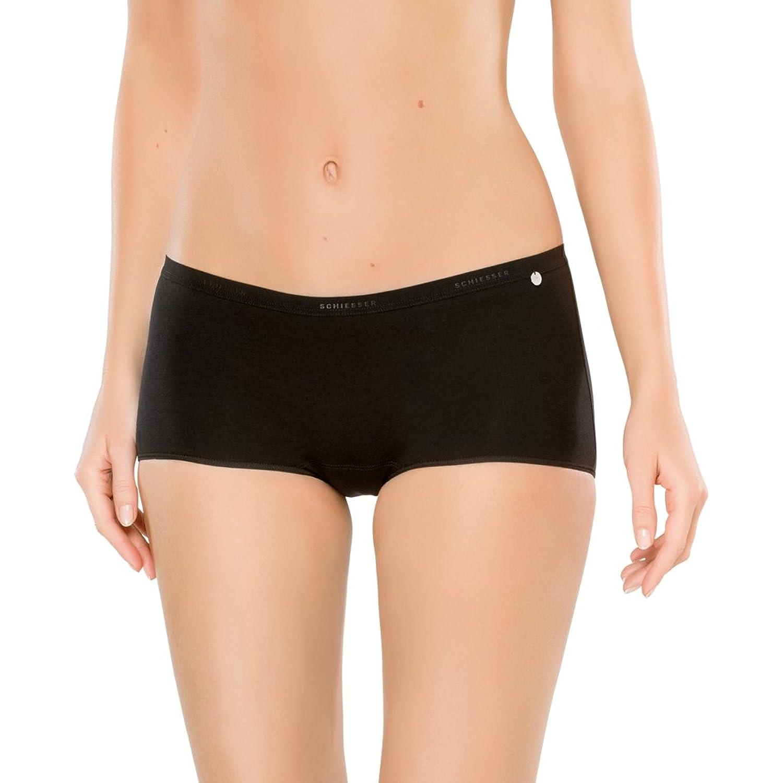 Schiesser Damen Panty 95/5 Short - 6er Spar-Pack