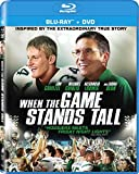 When the Game Stands Tall [Blu-ray]