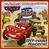 Off-road Racers!/Crash Course! (Disney/Pixar Cars) (Deluxe Pictureback)