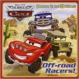 disneypixar cars picturebackr book online at low prices in india off road racerscrash course disneypixar cars picturebackr reviews - Disney Cars Books