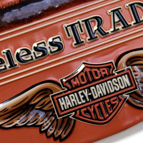 #2010781 Ande Rooney Harley Davidson Timeless Tradition Metal Sign 2