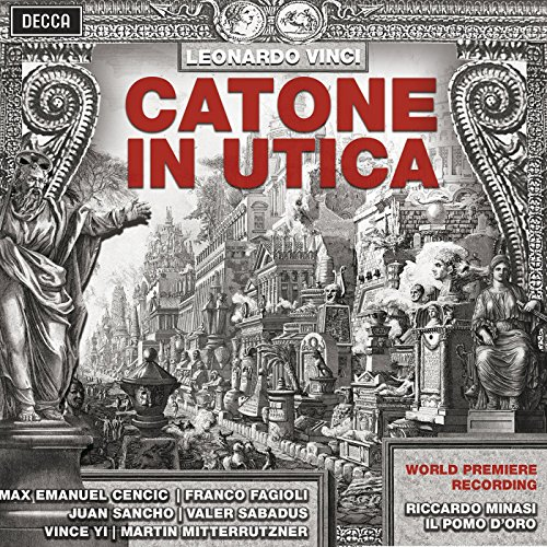 Vinci: Catone in Utica (3 CD)