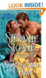The Saint Who Stole My Heart: A Regency Rogues Novel (Regency Rogues Novels)
