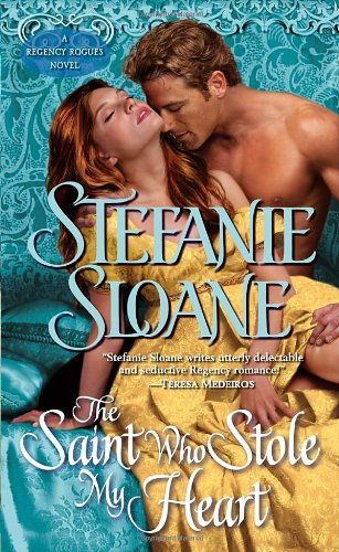 Image of The Saint Who Stole My Heart: A Regency Rogues Novel